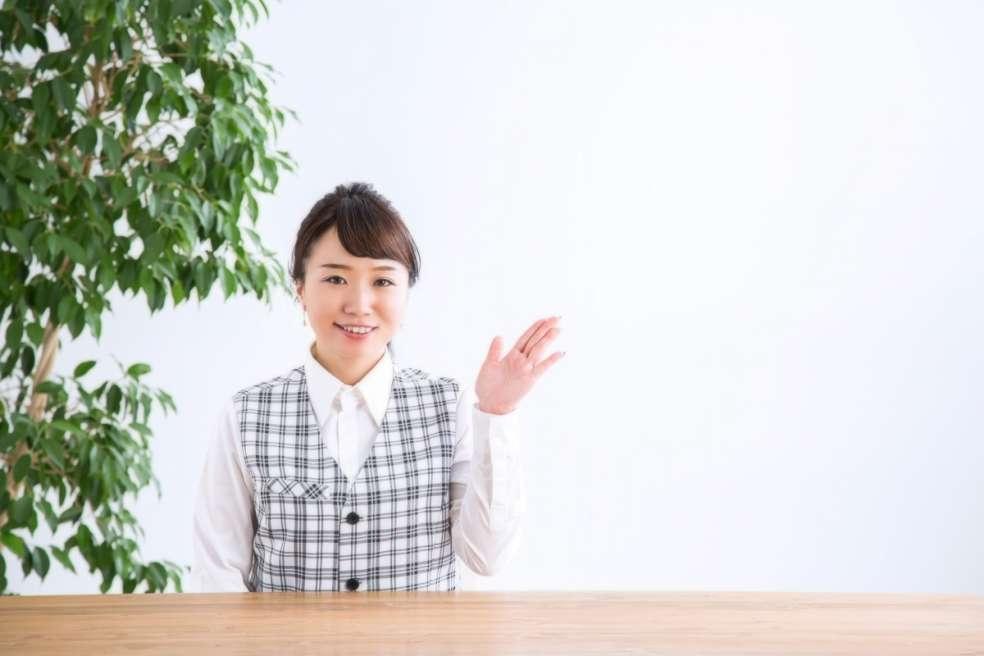 事務の女性17